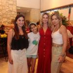Cídia Holanda, Mirela Lima, Germana Melo E Ingrid Gurjão