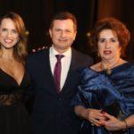 Carla Matos Marcos Andre Borges e Leda Maria 150x150 - Ricardo Cavalcante é empossado presidente da FIEC