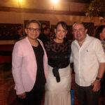 Carlos Zaranza, Cassi Saldanha E Amaury Jr