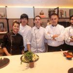 Chef Nagano E Equipe