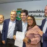 Cid Gomes, Roberto Claudio, José Sarto, Randolfe Rodrigues, Toínha Rocha E Ciro Gomes (2)