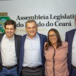 Cid Gomes, Roberto Claudio, Randolfe Rodrigues, José Sarto, Toínha Rocha E Ciro Gomes (3)