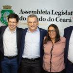 Roberto Claudio, Randolfe Rodrigues, José Sarto, Toínha Rocha E Ciro Gomes (4)