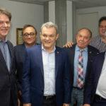 Cid E Tim Gomes, José Sarto, Manoel Duca E Ciro Gomes