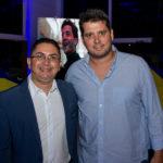 Cristiano Lopes E Newton Basto (Newtech Blindagens)