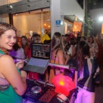 DJ Isadora Capelo
