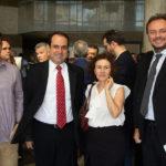Daniel Aderaldo, Salmito Filho, Luiza Serpa E Adriano Nogueira