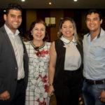 David Benevides, Auxiliadora Batista, Roberlandia Ferreira E Davi Campos