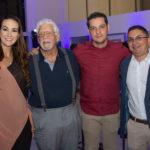 Dayse Terra, Renato Torrano, Saulo Parente E Alexandre Lopes