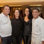 Dionísio E Iana Barsi, Christina Montalto E Edilson Araújo