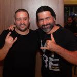 Dudu Figueiredo e José Vieira 150x150 - Hard Rock Cafe recebe primeira eliminatória do Viva Rock Latino