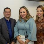 Esdras Moreira, Giana Albuquerque E Sofia Rocha