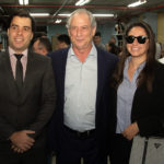 Felipe Timbó, Ciro Gomes E Edith Hanna