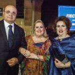 Fernando Cirino e Tereza Gurgel e Leda Maria Copy 1 150x150 - Ricardo Cavalcante é empossado presidente da FIEC
