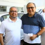 Fernando Moreira e Mardes Silva 150x150 - Peugeot Belfort promove fim de semana de ofertas especiais
