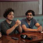 Gabriel Aragão e Caio Evangelista 150x150 - Selvagens entrega itens para a memorabilia do Hard Rock Cafe