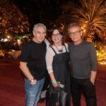Gazola, Lúcia Wolff E Fernando Barroso