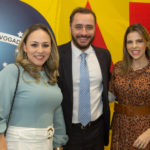 Giana Albuquerque, Rodrigo Cavalcante E Sofia Rocha