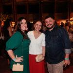 Graziela Veloso, Manuela Correia E Jales Queiroz
