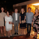 Graziela De Caroli, Neuma Figueiredo, José Sarto, Onélia Leite, Samuel Dias E Patrícia Macêdo