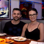 Henrique Prudencio e Ana Paula Dominski 1 150x150 - Hard Rock Cafe recebe primeira eliminatória do Viva Rock Latino