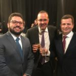 Inacio Aguiar Célio Gurgel Neto e Marcos Andre Borges 150x150 - Ricardo Cavalcante é empossado presidente da FIEC