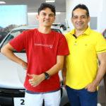 Jean Pontes e Junior Pinto 2 150x150 - Peugeot Belfort promove fim de semana de ofertas especiais