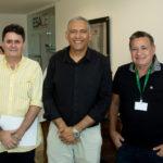 João Arilo, Edvaldo Cardoso E Brasil Filho