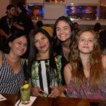 Joana Santos Gilvana Maia Maria Eduarda Santos e Sara Roth 150x150 - Hard Rock Cafe recebe primeira eliminatória do Viva Rock Latino