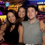 Jodana Luiza Maria Eduarda Santos e Marcelo Rebouças 150x150 - Hard Rock Cafe recebe primeira eliminatória do Viva Rock Latino