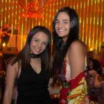 Jordana Luiza e Maria Eduarda Santos 150x150 - Hard Rock Cafe recebe primeira eliminatória do Viva Rock Latino