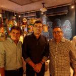 Jorge Parente, Alexandre Pereira E Luiz Eduardo_
