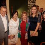 José Sarto, Neuma Figueiredo, Consuelo Dias Branco, Onélia Leite E_