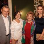 José Sarto, Neuma Figueiredo, Consuelo Dias Branco E Onélia Leite
