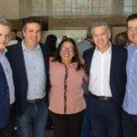 José Sarto, Samuel Dias, Toinha Rocha, Ferrucio E Ésio Feitosa