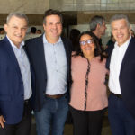 José Sarto, Samuel Dias, Toinha Rocha E Ferrucio Feitosa