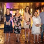 Joseé Sarto, Onélia Leite, Patrícia Macêdo, Graziela De Caroli, Neuma Figueiredo E Vitor Guimarães