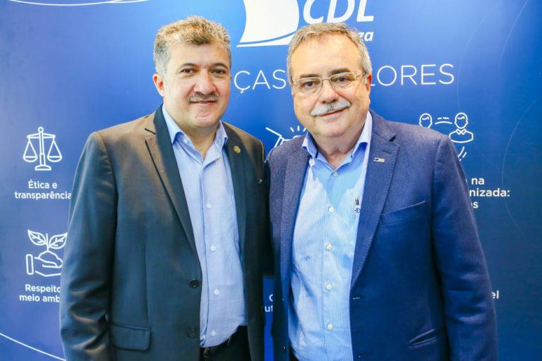 Proposta de transferência do Legislativo para o Centro é apresentada na CDL
