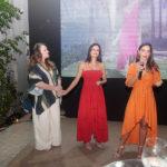 Karla Carvalho, Youhana Aguiar E Lara Romcy