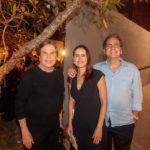 Lázaro Medeiros, Manoela E Ricardo Bacelar_