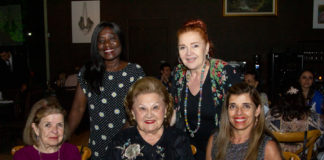 Laise Maia, Ivete Bell, Ivone E Claudia Rebouças, Claudia Daves (2)