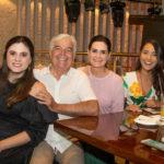 Lia Feitosa, Garcez Filho, Conceição Garcez E Melina Pinheiro