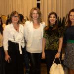 Lisandra Pinheiro, Renata Santiago, Mônia Heuser, Rafaela Mota E Ana Nobre