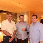 Luciano Cidrão, Rubens Furlani E Renne Freire Jr