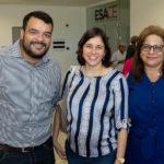 Marcel Almeida, Glavany Maia E Lorena Freire