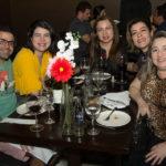 Marcos Leal, Camila Herculano, Gabriela Bezerra, Natália Herculaeno E Lane Costa