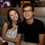 Maria Clara e Luis Vieira 150x150 - Hard Rock Cafe recebe primeira eliminatória do Viva Rock Latino