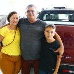 Maria Divania, Eron Batista E Matheus Vieira (1)