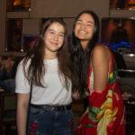 Maria Eduarda Rocha e Maria Eduarda Santos 150x150 - Hard Rock Cafe recebe primeira eliminatória do Viva Rock Latino