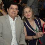 Mauro Filho E Fernanda Pacobahyba